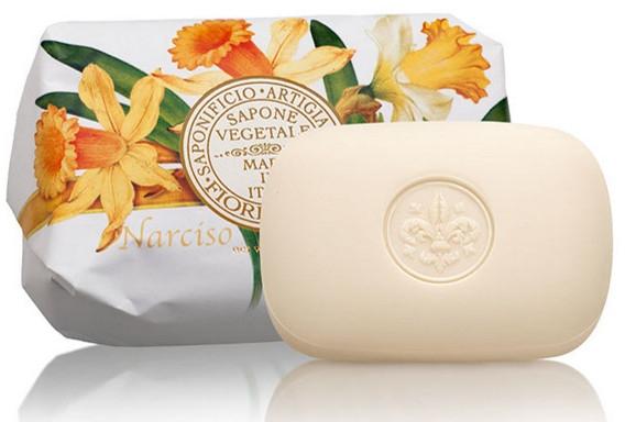"Натуральное мыло ""Нарцисс"" - Saponificio Artigianale Fiorentino Daffodil Soap"