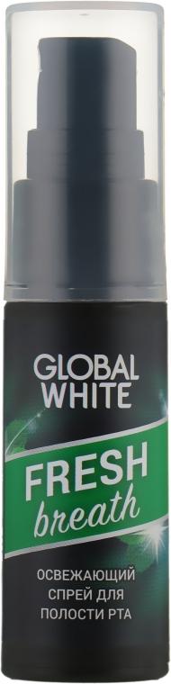 Освежающий спрей для полости рта - Global White