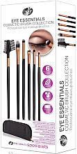 Духи, Парфюмерия, косметика Набор кистей - Rio Eye Essentials Cosmetic Brush Collection
