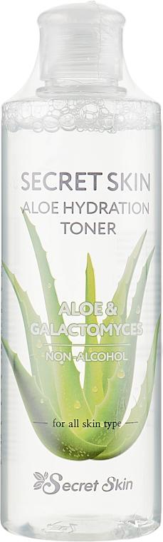 Тонер для лица - Secret Skin Aloe Hydration Toner