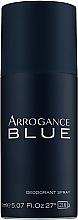 Духи, Парфюмерия, косметика Arrogance Blue Pour Homme - Дезодорант