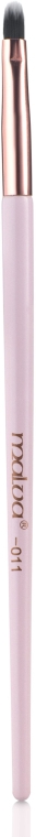 Кисть для мелких деталей №011 - Malva Cosmetics Brush For Small Parts