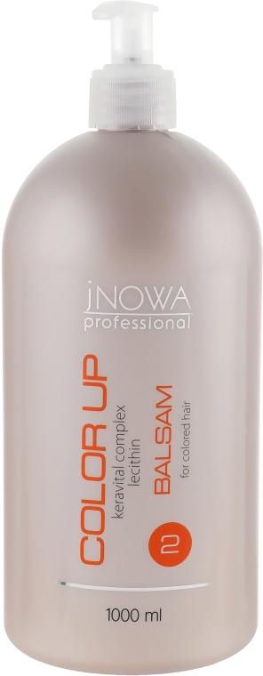 Бальзам для волос - jNOWA Professional Color Up Hair Balm