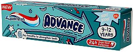 Духи, Парфюмерия, косметика Детская зубная паста - Aquafresh Advance 9-12 Years