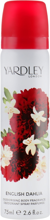 Дезодорант - Yardley English Dahlia Body Spray