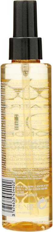 Разглаживающее масло для волос Амазонский Мурумуру - Matrix Oil Wonders Amazonian Murumuru Controlling Oil — фото N2