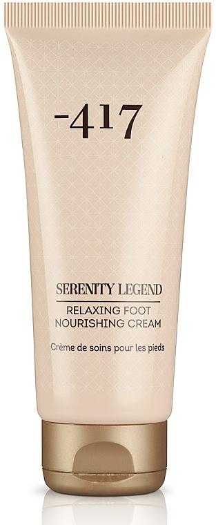 Крем питательный для стоп - -417 Serenity Legend Foot Nourishing Cream