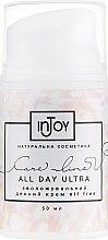 Духи, Парфюмерия, косметика Увлажняющий дневной крем для лица - InJoy Care Line All Day Ultra