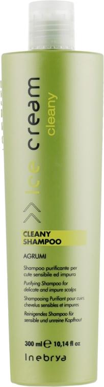 Шампунь от перхоти - Inebrya Cleany Shampoo