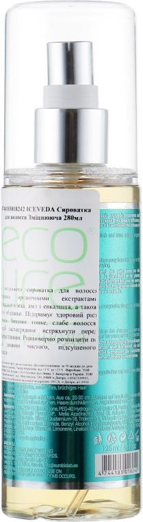 Сыворотка для волос - Iceveda Nordic Birch&Hymalayan Neem Fortifying Herbal Hair Serum — фото N2