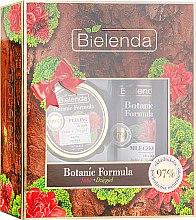 Духи, Парфюмерия, косметика Набор - Bielenda Botanic Formula Body Care (b/scr/350ml + b/milk/400ml)