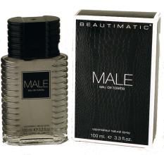 Духи, Парфюмерия, косметика Beautimatic Male - Туалетная вода