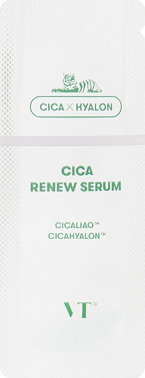 Успокаивающая сыворотка для лица - VT Cosmetics Cica Renew Serum