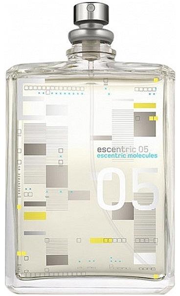 Escentric Molecules Escentric 05 - Туалетная вода (тестер)