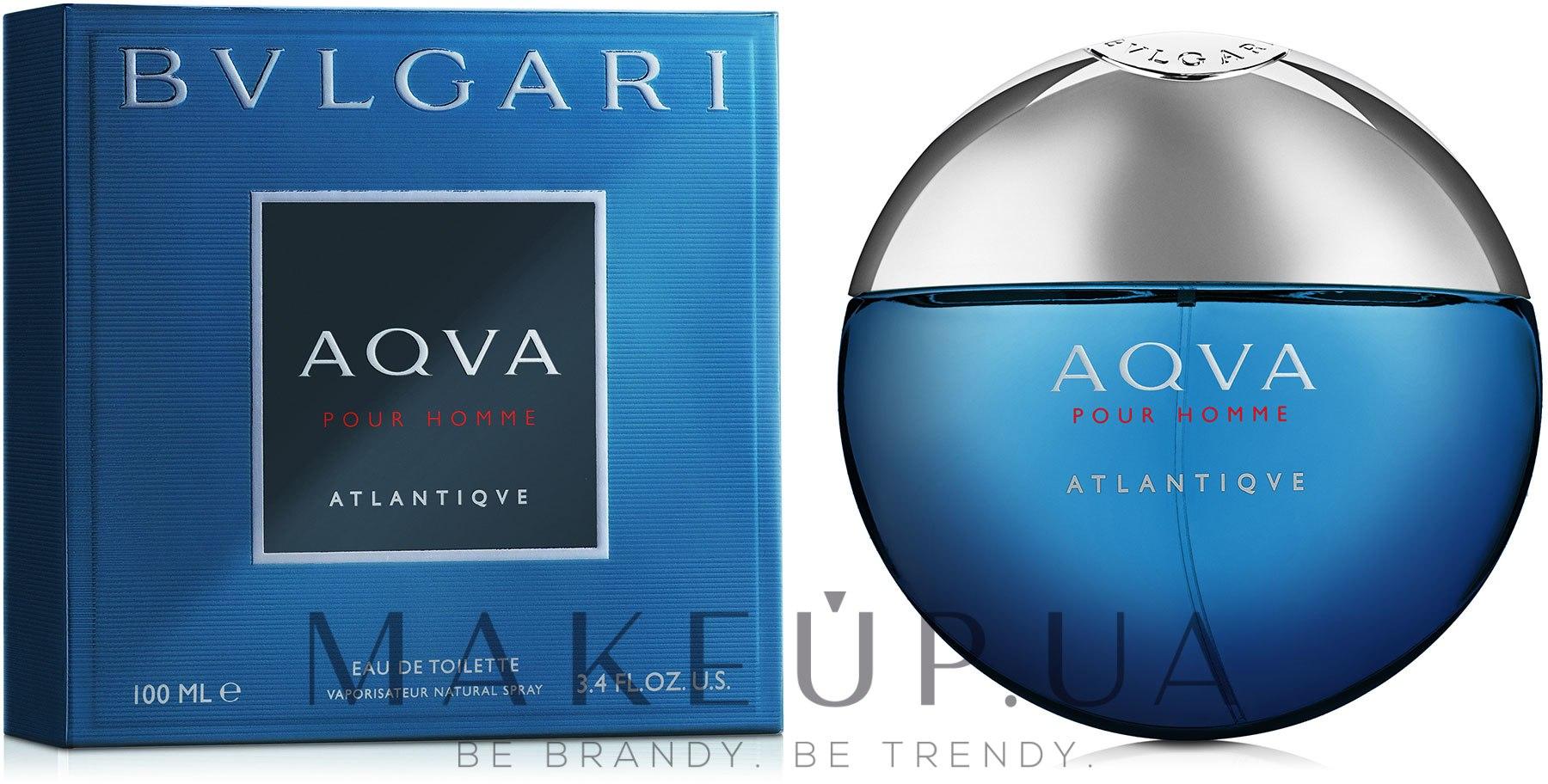 Makeup Bvlgari Aqva Pour Homme Atlantiqve туалетная вода купить