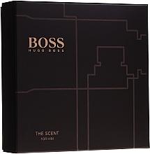 Духи, Парфюмерия, косметика Hugo Boss The Scent - Набор (edt/50ml + deo/stick/75ml)
