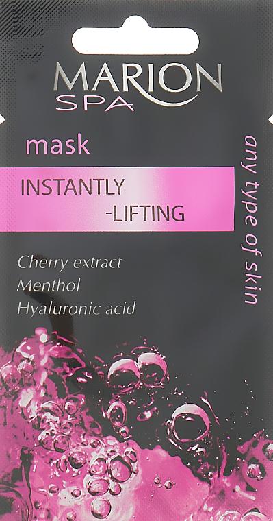 Маска для лица мгновенный лифтинг - Marion SPA Mask