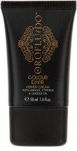 Духи, Парфюмерия, косметика УЦЕНКА Крем-барьер перед началом окрашивания волос - Orofluido Color Elixir Primer Cream Skine Protector *