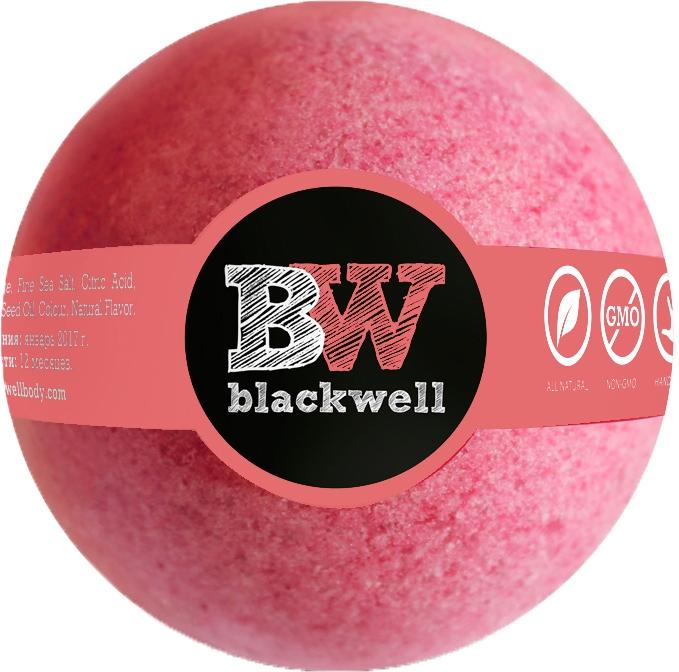 "Бомбочка для ванны ""Грейпфрут"" - Blackwell Bath Bomb Grapefruit"