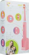 Духи, Парфюмерия, косметика Электрическая зубная щетка, розовая - Happy Dent MH1