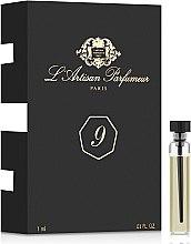 Духи, Парфюмерия, косметика L`Artisan Parfumeur Mon Numero 9 - Одеколон (пробник)