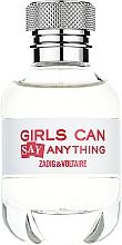 Духи, Парфюмерия, косметика Zadig & Voltaire Girls Can Say Anything - Парфюмированная вода (тестер с крышечкой)