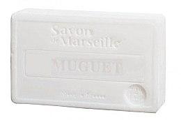 """Духи, Парфюмерия, косметика Натуральное мыло """"Ландыш"""" - Le Chatelard 1802 Muguet Soap"""
