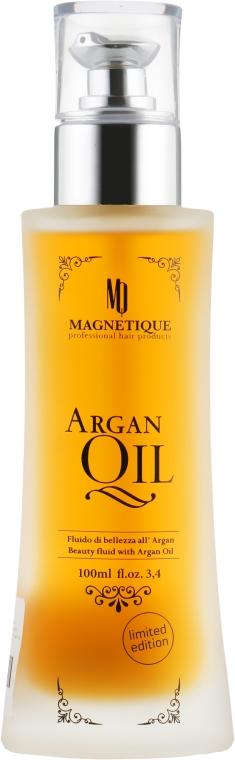 Аргановое масло для волос - Magnetique Argan Oil