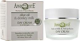 Духи, Парфюмерия, косметика Антивозрастной защитный дневной крем - Aphrodite Day Cream