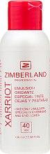 Духи, Парфюмерия, косметика Оксидант-крем 12% (40 vol.) - Zimberland Color Basic Emulsion Cream