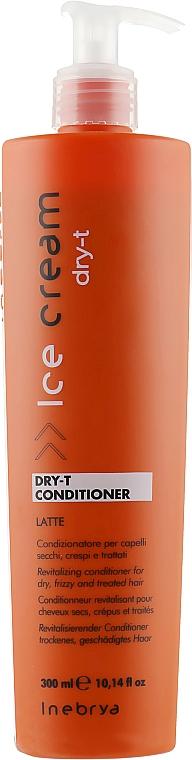 Кондиционер для сухих волос - Inebrya Ice Cream Dry-T Conditioner