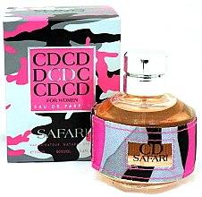 Духи, Парфюмерия, косметика Cosmo Designs CD Safari for Woman - Парфюмированная вода