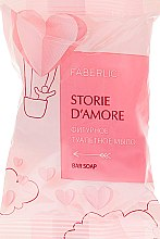 Духи, Парфюмерия, косметика Фигурное туалетное мыло - Faberlic Storie d'Amore Bar Soap