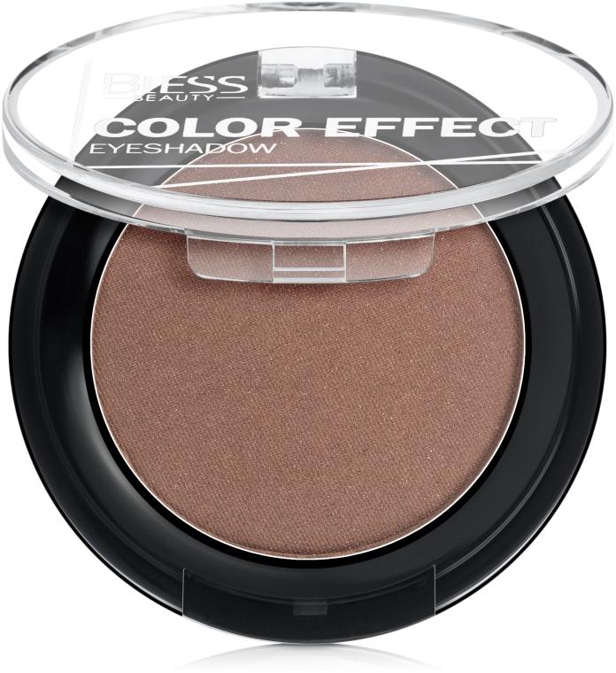 Моно тени для век - Bless Beauty Color Effect Eyeshadows — фото N1