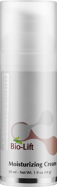 Увлажняющий крем - ONmacabim DM Bio Lift Line Moisturizing Cream SPF15