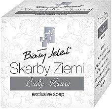 Духи, Парфюмерия, косметика Мыло эксклюзивное, белый кварц - Bialy Jelen Soap Exclusive White Quartz
