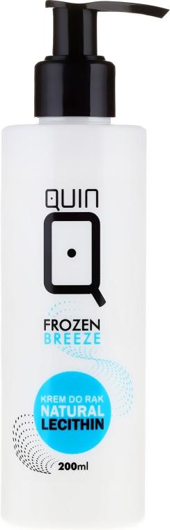 Крем для рук - Silcare Quin Frozen Breeze Natural Lecithin Hand Cream