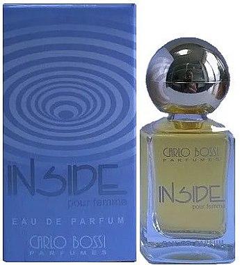 Carlo Bossi Inside - Парфюмированная вода (миниатюра)
