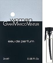 Духи, Парфюмерия, косметика Gian Marco Venturi Woman - Парфюмированная вода (пробник)
