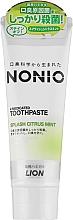 Духи, Парфюмерия, косметика Зубная паста отбеливающего и длительного освежающего действия с мятно-цитрусовым вкусом - Lion Nonio Toothpaste