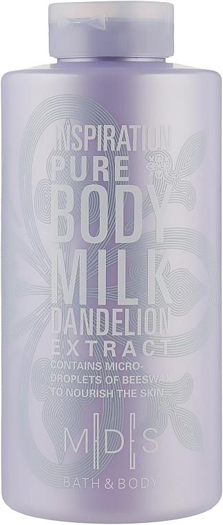 """Молочко для тела """"Вдохновение чистотой"""" - Mades Cosmetics Bath & Body"""