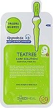 Духи, Парфюмерия, косметика Успокаивающая тканевая маска - Mediheal Teatree Care Solution Essential Mask