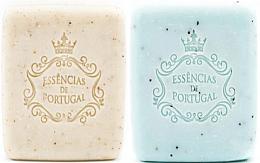 Духи, Парфюмерия, косметика Подарочный набор - Essencias de Portugal Christmas Gift 8 (soap/2x80g)