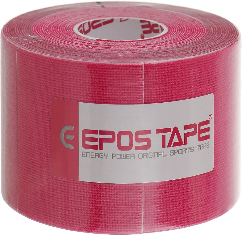 """Кинезио тейп """"Розовый"""" - Epos Tape Original"""