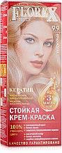 Духи, Парфюмерия, косметика Стойкая крем-краска для волос - Supermash Florex Super