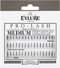 Духи, Парфюмерия, косметика Накладные ресницы - Eylure Black Individual Pro Medium Length Lashes
