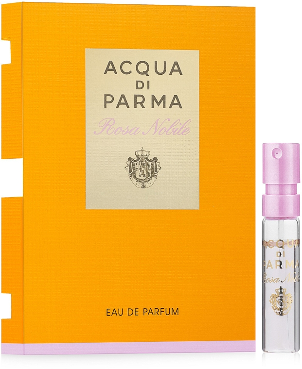 Acqua di Parma Rosa Nobile - Парфюмированная вода (пробник)