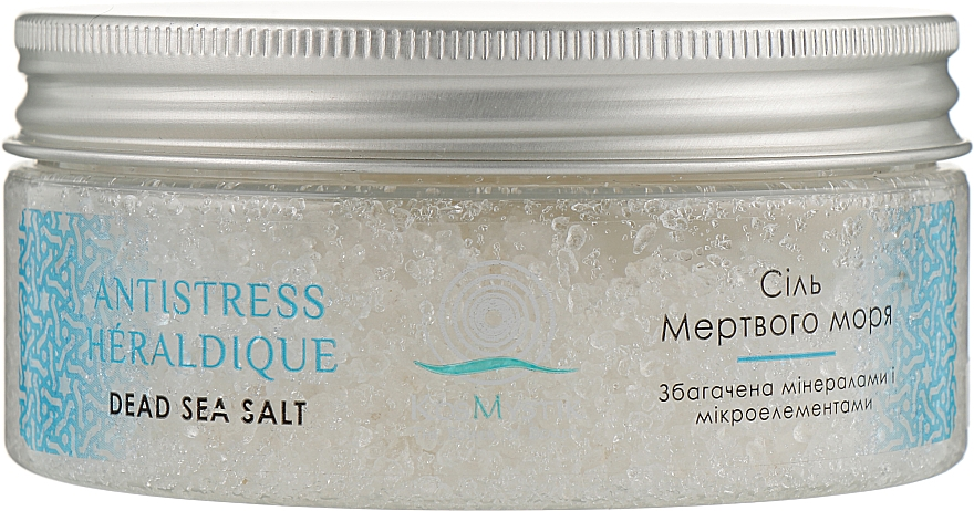 Соль Мертвого моря - Kosmystik Antistress Heraldique