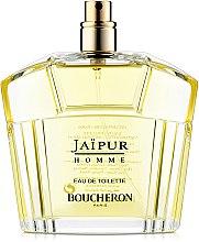 Духи, Парфюмерия, косметика Boucheron Jaipur Pour Homme - Туалетная вода (тестер без крышечки)