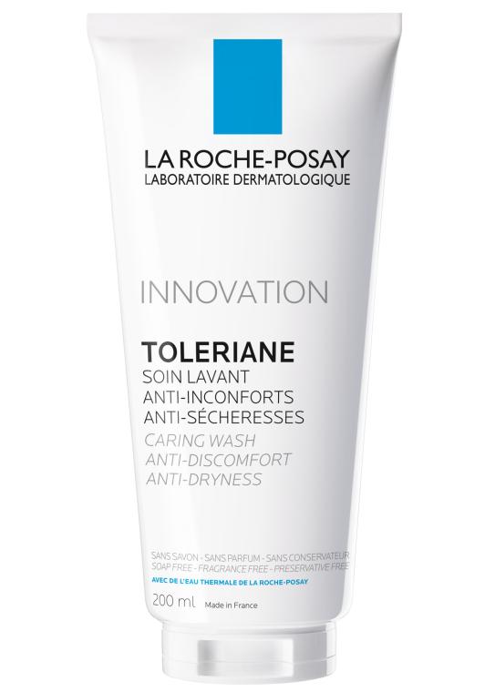 Очищающий крем-гель для чувствительной кожи - La Roche-Posay Toleriane Anti-Inconforts